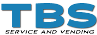 TBS Service and Vending Vending Logo